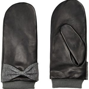 NWT Genuine Lamb Leather Mittens